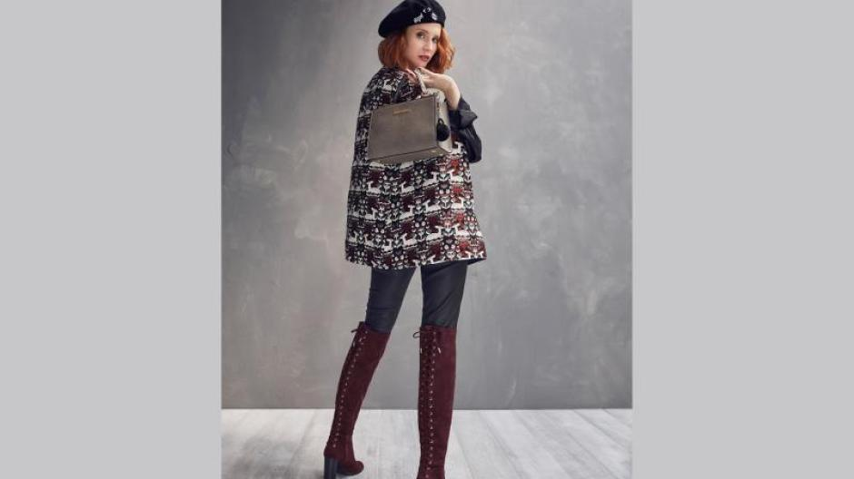 Ankle Boots und Overknees: These boots are made for walking