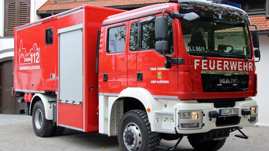 Tag der offenen Tür FFW Illertissen: Feuerwehr Illertissen