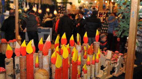 Mödingen: Weihnachtsmarkt am Stettenhof - Start, Termine, Öffnungszeiten.