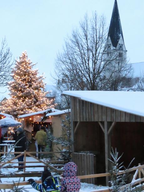 Weihnachtsmarkt Gundelfingen.Gundelfingen Erleben Weihnachtsmarkt In Gundelfingen Leben