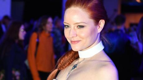 Model Barbara Meier hat in Venedig geheiratet.