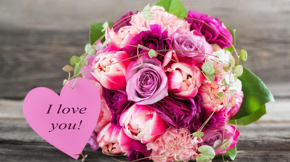 Valentinstag Mit Blumen Eine Freude Machen Leben Freizeit