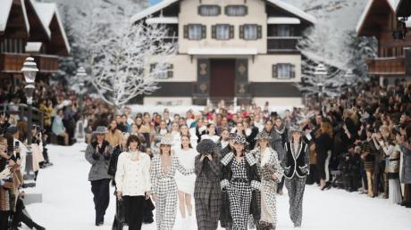 Chanel hat die Alpen nach Paris verlegt.