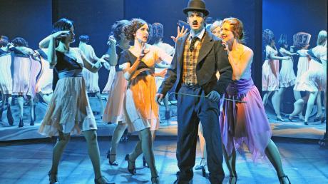"""Eines der Highlights im Programm des Parktheaters: """"Chaplin – das Musical""""."""