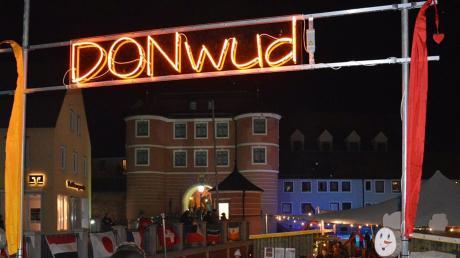 Donauwörth bietet in der Weihnachtszeit ein abwechslungsreiches Programm, von bunt bis besinnlich.