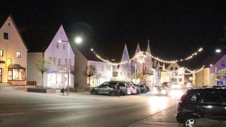 Die Fachgeschäfte in der Jurastadt sind für einen Weihnachtsbummel bestens gerüstet.