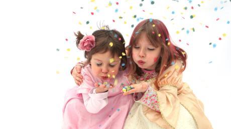 Der Faschingsverein ORCC feiert im Fasching fünf Kinderbälle.
