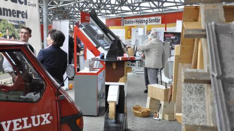 Handwerkertage in Donauwörth am 7. bis 8. März.