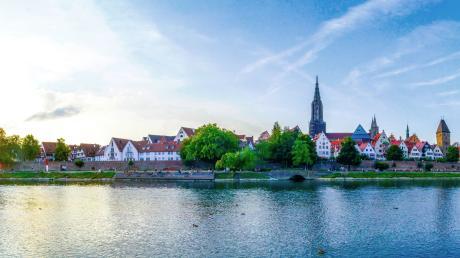 Der höchste Kirchturm der Welt steht in Ulm.