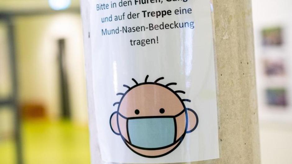 Maske Tragen Und Stossluften Schulstart In Mehreren Bundeslandern Mit Neuen Corona Regeln Augsburger Allgemeine