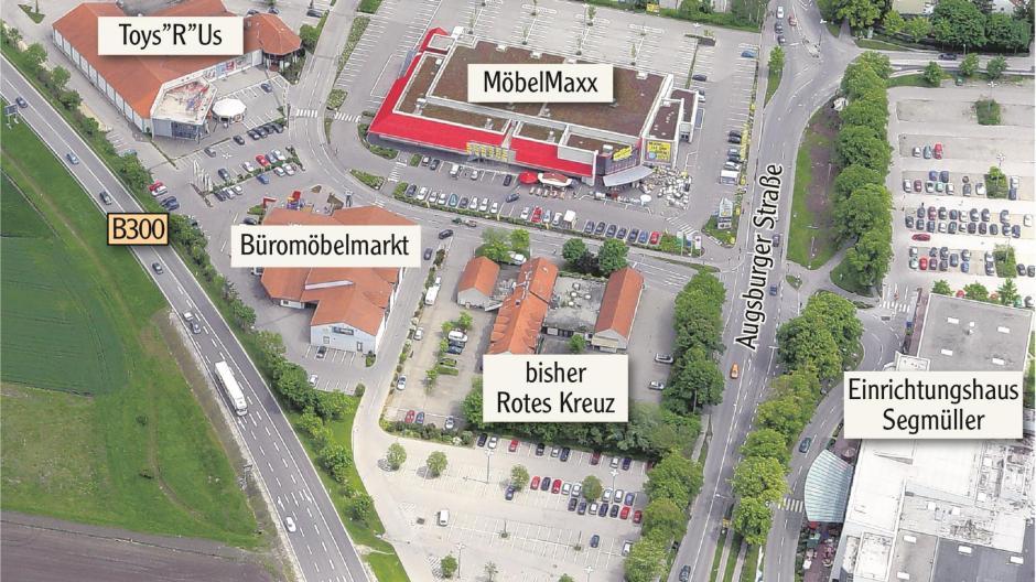 Friedberg Möbelgigant Segmüller Schart Fachmärkte Um Sich