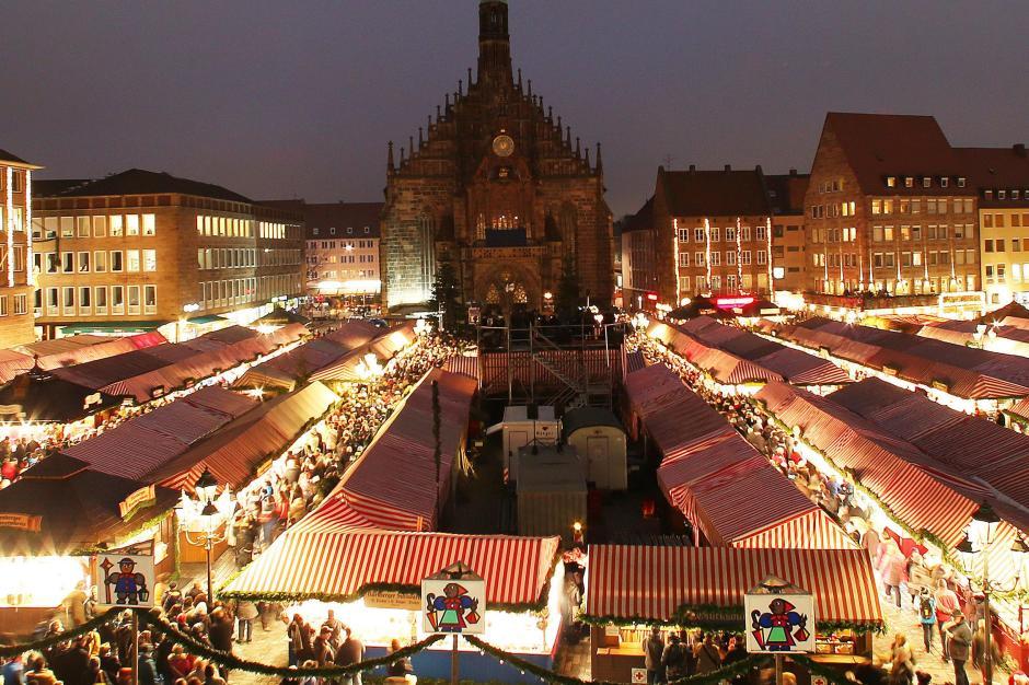Das Sind Die Schonsten Weihnachtsmarkte Deutschlands Promis