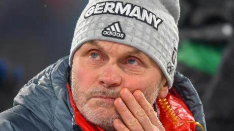 Ist Gerald Hönig auch in der kommenden Saison Bundestrainer der Biathlon-Frauen?