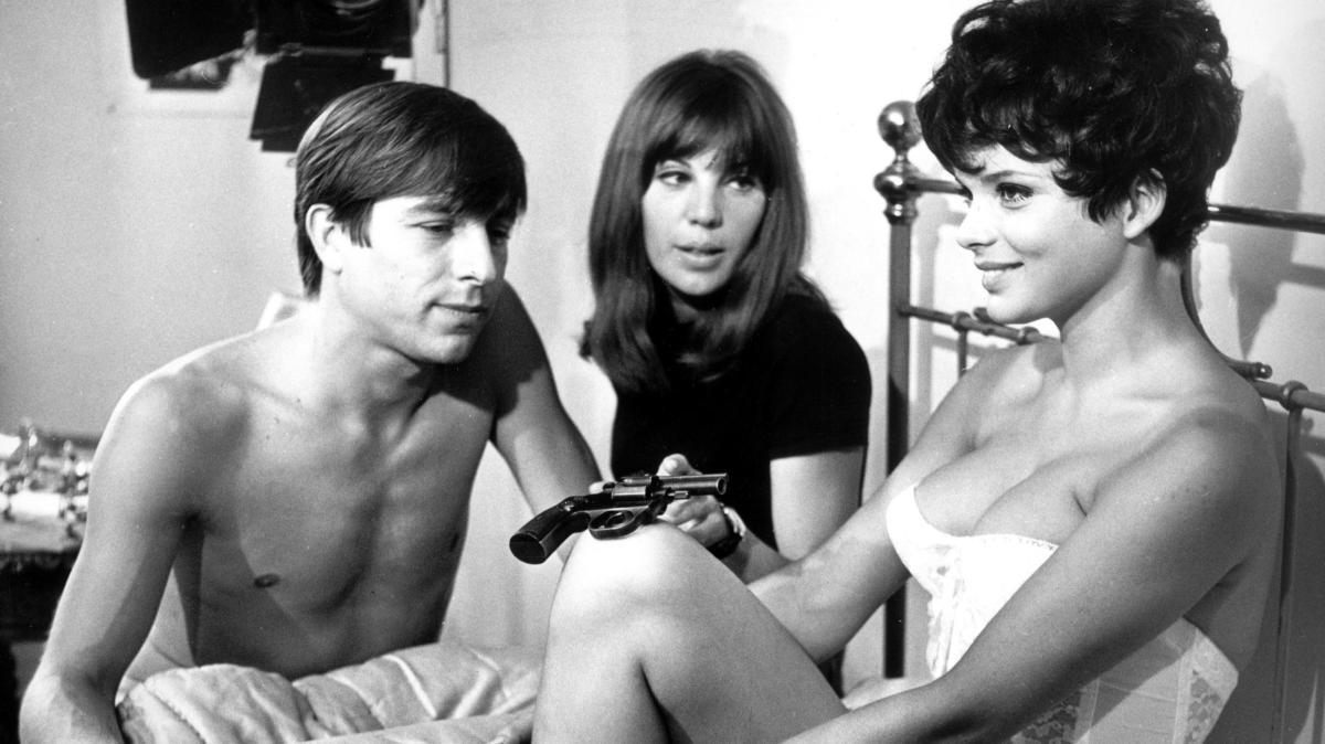Nackt klaudia Brigitte Bardot
