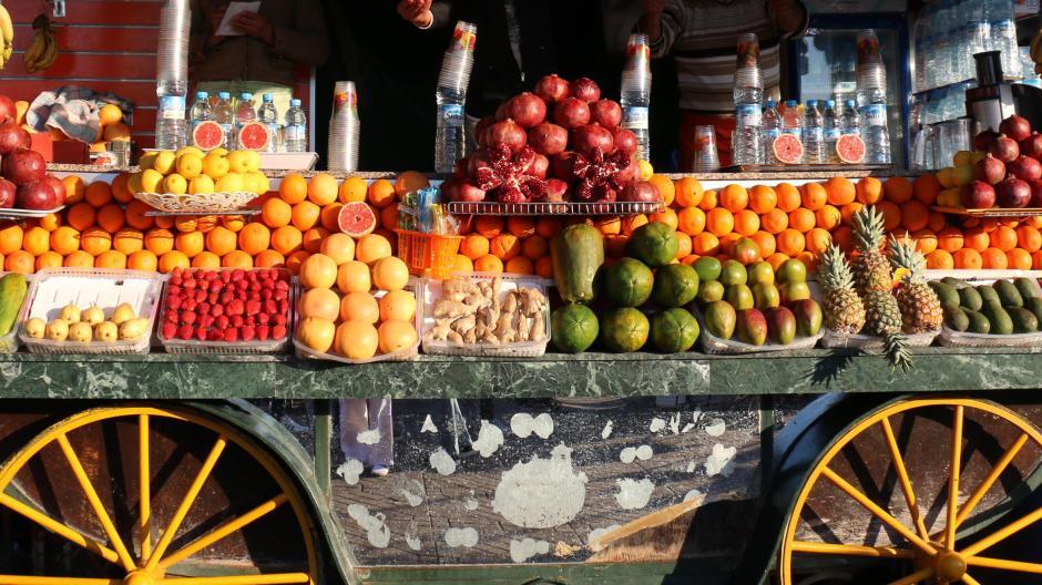 Entdeckungsreise: Marokko: So schmeckt die Küche aus 1001 Nacht ...
