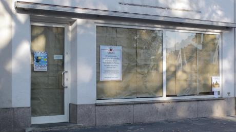 Das Reiter Werkslädele in Pfersee ist seit Kurzem geschlossen. Damit gibt es auch am Stammsitz des Unternehmens keine Filiale mehr.