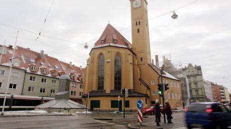 Der Platz bei der Jakobskirche zählt zu den Bereichen in der Jakobervorstadt Nord, die attraktiver gestaltet werden könnten.