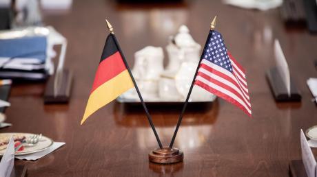Nur 34 Prozent der befragten Deutschen finden das Verhältnis zu Amerika gut.