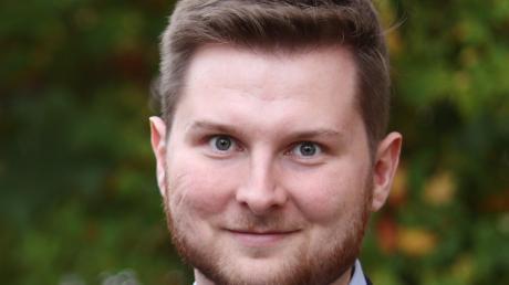 Thomas Reicherzer will Wittislingens Bürgermeister werden.