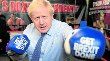 Der britische Premierminister Boris Johnson gilt als knallharter Brexit-Vorkämpfer, als Unruhestifter und Clown. Dennoch beißt sich die Opposition die Zähne an ihm aus.