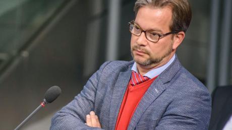 Politiker und Jurist: Florian Pronold soll Direktor der Berliner Bauakademie werden. Das gefällt vielen nicht.