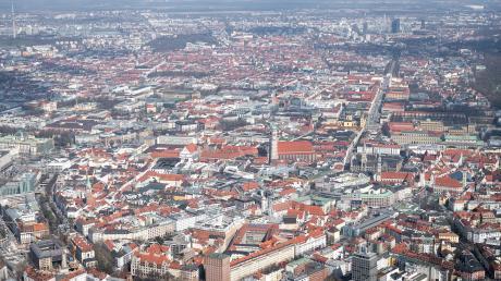 Ab 2025 soll aus der Stadt München ein eigener Regierungsbezirk werden.