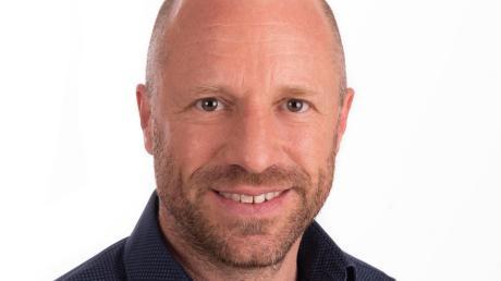 Tritt für die FBU in Bobingen an: Michael Ammer.