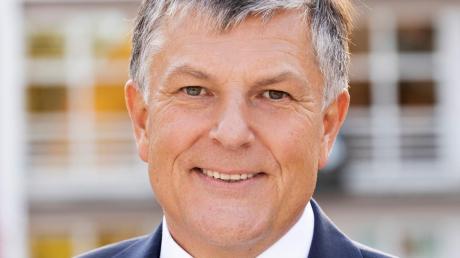 Bernd Müller kandidiert in Bobingen als Bürgermeister.