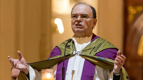 Prälat Bertram Meier sollte am 21. März zum Bischof geweiht werden.
