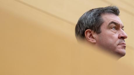 Muss den Freistaat durch schwierige Zeiten steuern: Ministerpräsident Markus Söder.