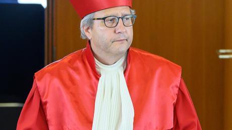 Mit seinen Entscheidungen schrieb er bundesdeutsche Geschichte – Andreas Voßkuhle war seit 2010 Präsident des Bundesverfassungsgerichts. Seine Amtszeit endete am 6. Mai.