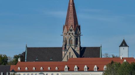 Blick auf die Erzabtei St. Ottilien. Der dortige Erzabt stammt aus Dillingen.