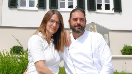 Bei Jasmin und Frank Zott in Mittelneufnach sind über 600 Jahre Gastwirtstradition zu Hause.