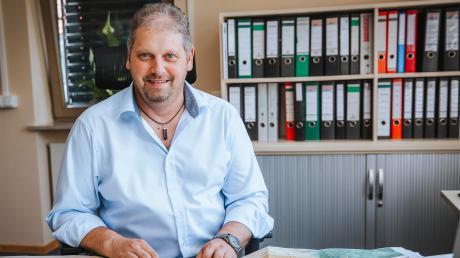 Wilfried Lechler ist der neue Bürgermeister von Pürgen. Zuvor saß er bereits 18 Jahre im Gemeinderat. Er hat mehrere große Themen auf der Agenda und eines, das wohl emotional diskutiert werden dürfte.