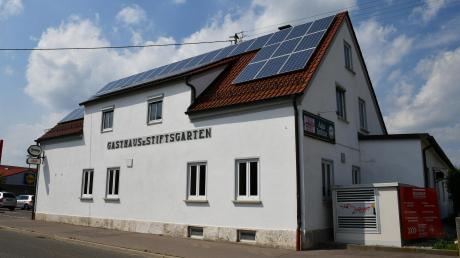 Hier, an der Lauinger Straße, ist das neue Gundelfinger Jugendcafé beheimatet.
