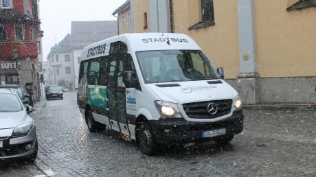 In Neresheim soll ein Stadtbussystem mit verschiedenen Halten eingerichtet werden.