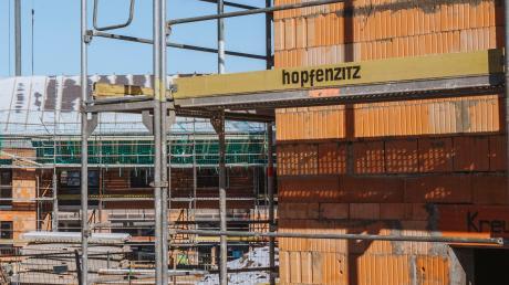 In Dattenhausen entstehen bald neue Wohnhäuser.