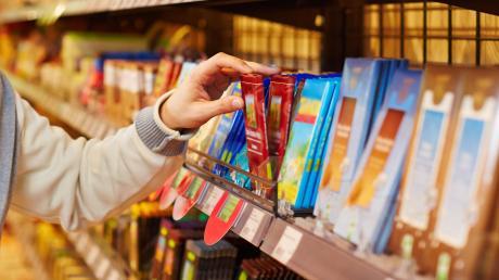 Mit der Entscheidung, welche Waren man in seinen Einkaufskorb legt, kann man Werteeinstellungen nach außen tragen.
