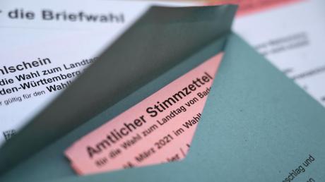 Am kommenden Sonntag ist in Baden-Württemberg Landtagswahl. Die Gemeinden des württembergischen Rieses gehören zum Stimmkreis Aalen.