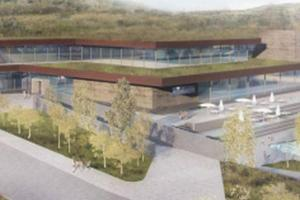 Im Hirschbachtal in Aalen soll ein neues Kombibad entstehen. Der Gemeinderat hat als finanzielle Obergrenze 44,8 Millionen Euro genannt.