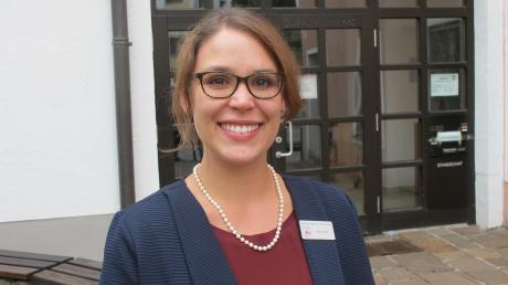 Im Dießener Rathaus gingen beziehungsweise gehen einige Mitarbeiter, unter anderem Kämmerin Regina Metz.