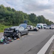 Auf der Bundesstraße 17 zwischen Landsberg und Augsburg starb am Dienstag erneut eine Frau, weil ein Lkw-Fahrer das Stauende vor der Baustelle übersehen hat.
