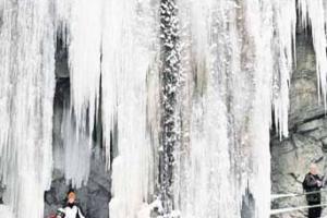 Stillstand: Deutschland im Griff von Eis und Schnee. Foto: Getty Images