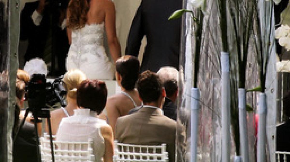 Starnberger See: Michael Ballack hat geheiratet - Promis, Kurioses ...