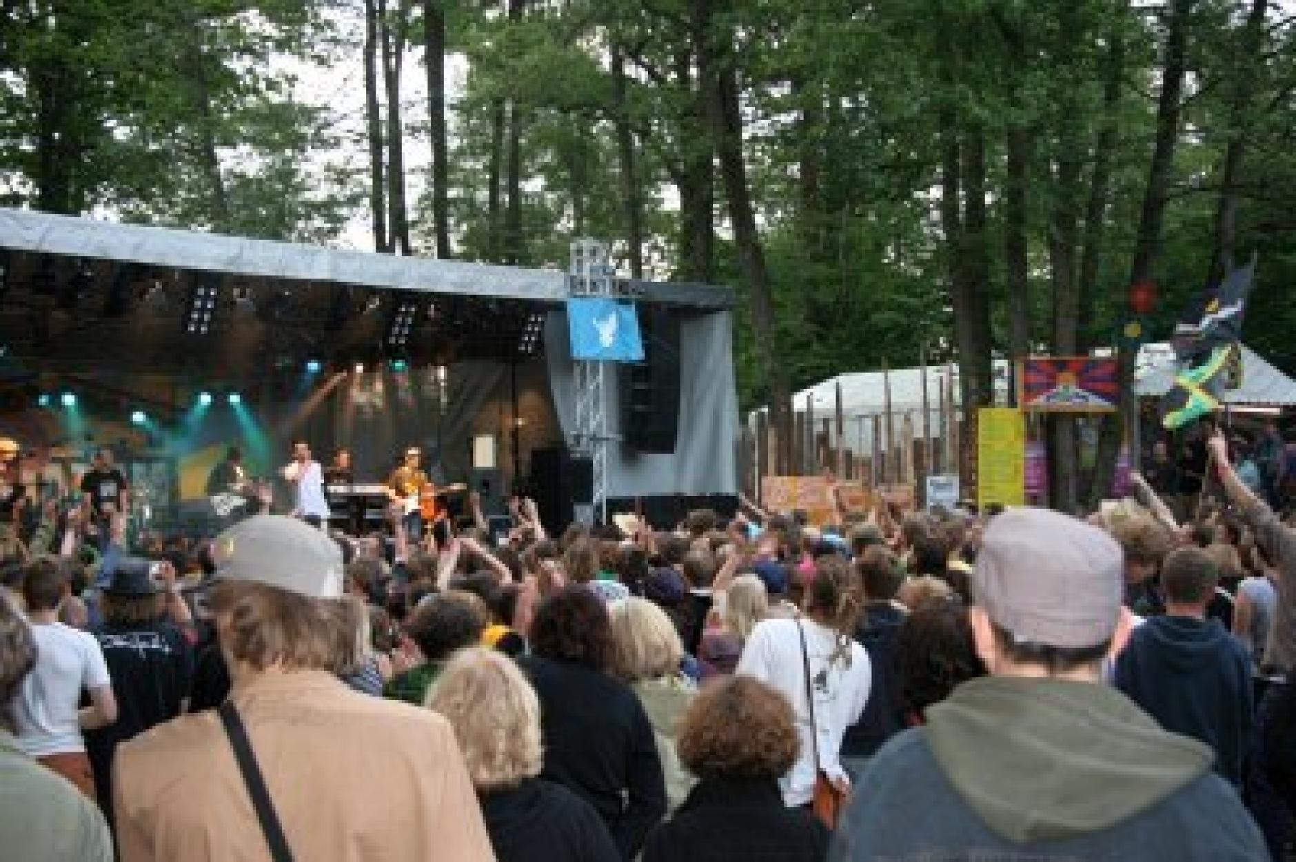 Woodstock-Festival in Dornstadt | Rieser Nachrichten