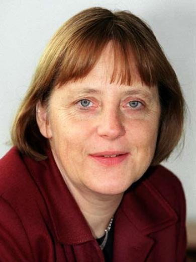 Die Frisuren Der Angela Merkel Politik Aktuelle Politik