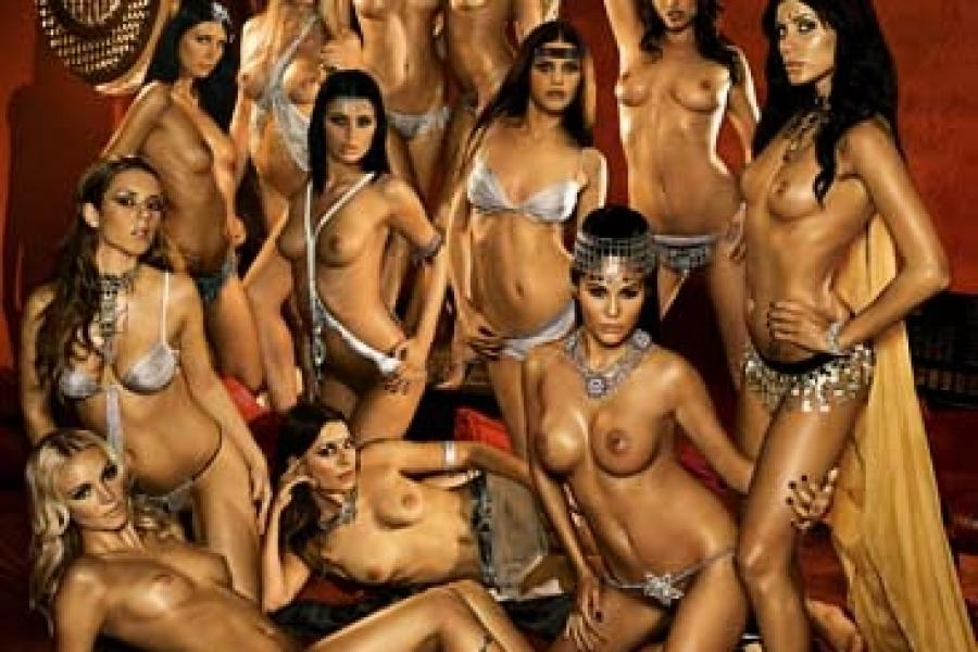 Playboy harem girls — pic 5