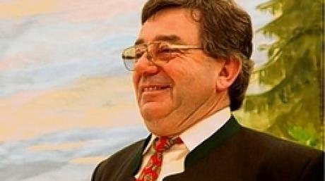Josef Plöckl, Bürgermeister schrobenhausen