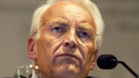 Edmund Stoiber will angeblich Finanzminister werden.