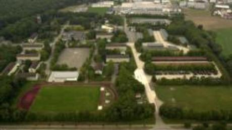 Kaserne / Prinz Eugen Kaserne